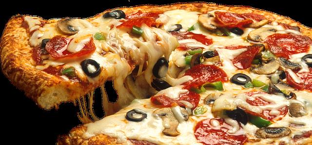 pizza de marette